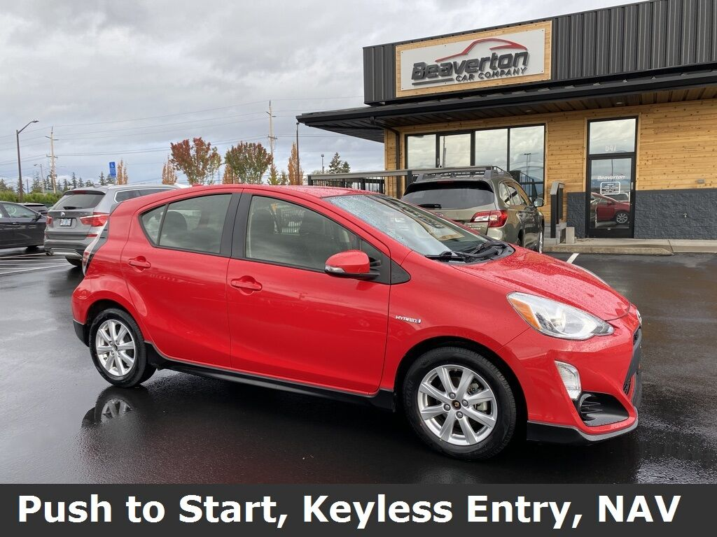 2017 Toyota Prius c Three OR