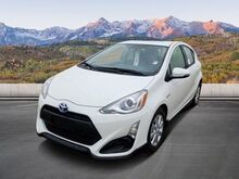 2017_Toyota_Prius c_Three_ Trinidad CO