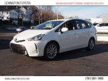 2017_Toyota_Prius v_Five_ Lexington MA