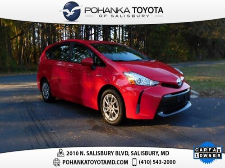 2017_Toyota_Prius v_Four_ Salisbury MD