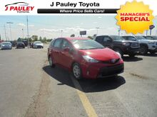 2017_Toyota_Prius v_Three Model Year Closeout!_ Fort Smith AR