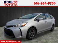 2017 Toyota Prius v Three Grand Rapids MI