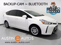 2017_Toyota_Prius v Two_*BACKUP-CAMERA, TOUCH SCREEN, CRUISE, STEERING WHEEL CONTROLS, BLUETOOTH PHONE & AUDIO_ Round Rock TX