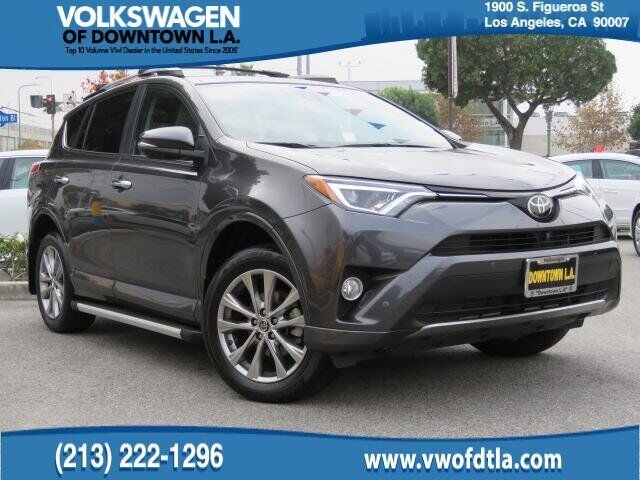 2017 Toyota RAV4  Los Angeles CA