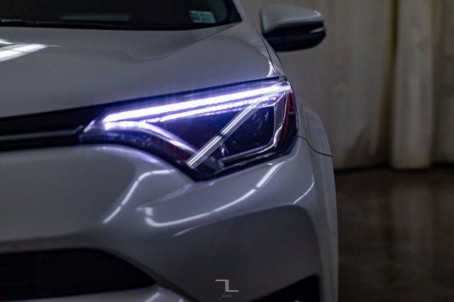 2017 Toyota RAV4 AWD Limited Leather Roof Nav BCam Red Deer AB