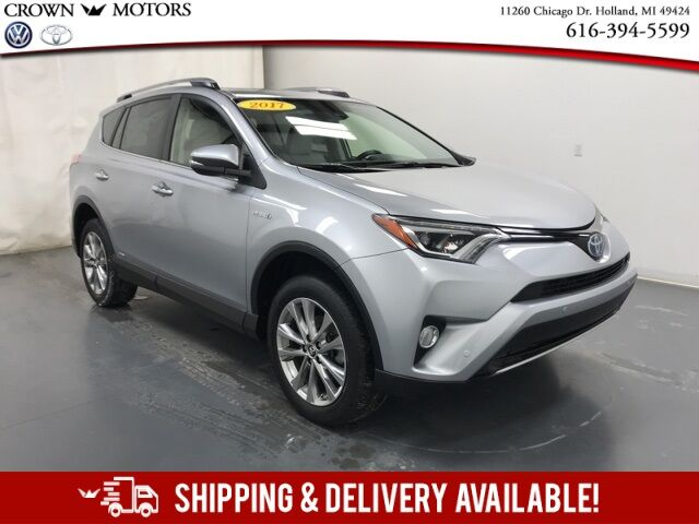 2017 Toyota RAV4 Hybrid Limited Holland MI