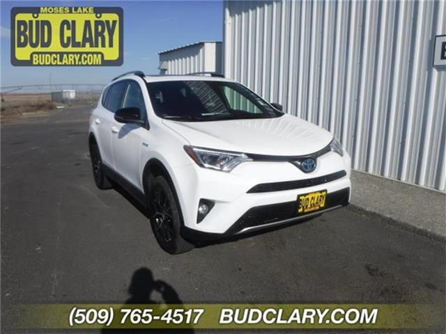 2017 Toyota RAV4 Hybrid SE All-wheel Drive Moses Lake WA