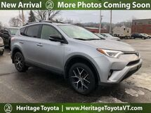 2017 Toyota RAV4 Hybrid SE South Burlington VT