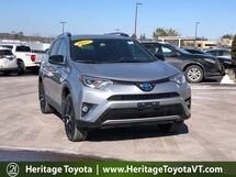 2017 Toyota RAV4 Hybrid SE South Burlington VT