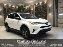 2017_Toyota_RAV4 LE AWD__ Hays KS