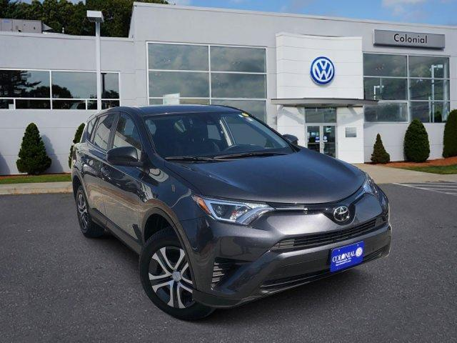 2017 Toyota RAV4 LE AWD Westborough MA