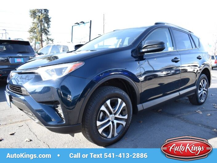 2017 Toyota RAV4 LE AWD Bend OR