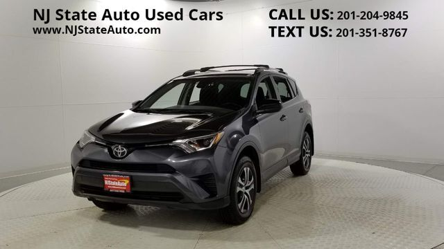 2017 Toyota RAV4 LE AWD Jersey City NJ