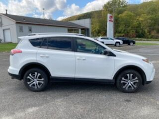 2017 Toyota RAV4 LE AWD North Adams MA