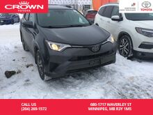 2017_Toyota_RAV4_LE AWD / One Owner / Great Condition / Serviced Regularly / Standrad Pre-Collision System_ Winnipeg MB