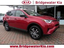 2017_Toyota_RAV4_LE AWD, Remote Keyless Entry, Dynamic Cruise Control, Rear-View Camera, Touch Screen Audio, Bluetooth Technology, Front Bucket Seats, Fold Flat Rear Seats, 17-Inch Wheels,_ Bridgewater NJ