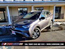 2017_Toyota_RAV4_LE AWD_ Fredricksburg VA