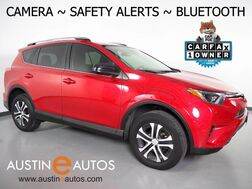 2017_Toyota_RAV4 LE_*BACKUP-CAMERA, PRE-COLLISION ALERT w/BRAKING, LANE DEPARTURE ALERT, DISTANCE PACING, TOUCH SCREEN, BLUETOOTH PHONE & AUDIO_ Round Rock TX