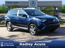 2017_Toyota_RAV4_LE_ Falls Church VA