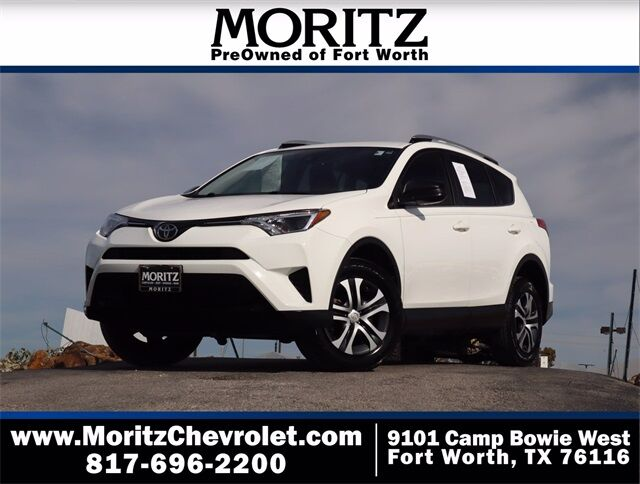 2017 Toyota RAV4 LE Fort Worth TX