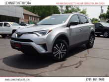 2017_Toyota_RAV4_LE_ Lexington MA
