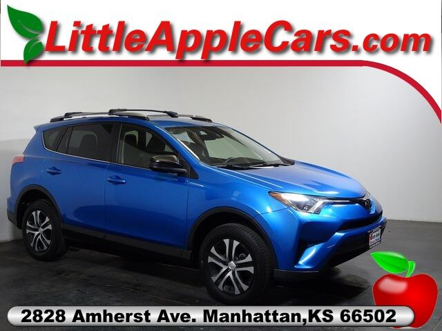 2017 Toyota RAV4 LE Manhattan KS