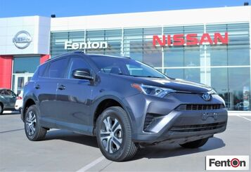 2017_Toyota_RAV4_LE One Owner Clean Carfax_ Ardmore OK