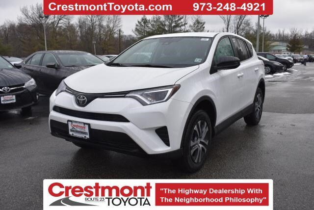 2017 Toyota RAV4 LE Pompton Plains NJ