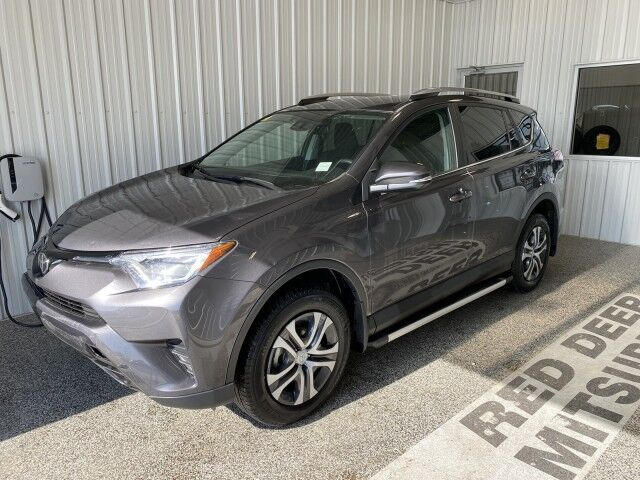 2017 Toyota RAV4 LE Red Deer County AB