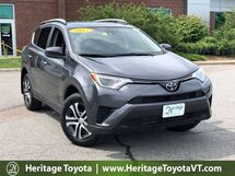 2017 Toyota RAV4 LE South Burlington VT