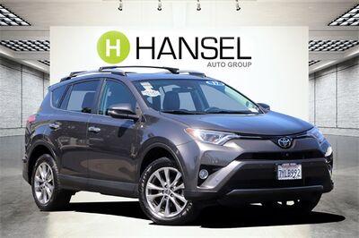 2017_Toyota_RAV4_Limited_ Santa Rosa CA