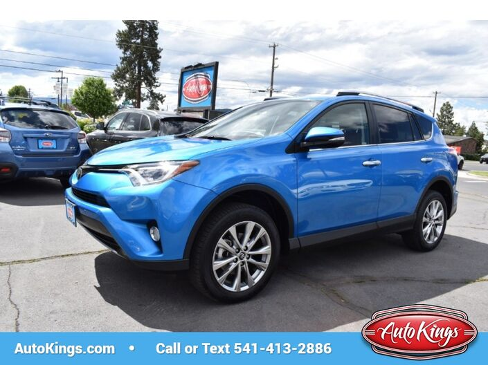 2017 Toyota RAV4 Limited AWD Bend OR