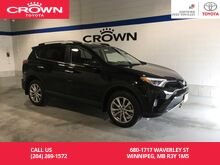 2017_Toyota_RAV4_Limited AWD / Low Km / Clean Carproof / Lease Return / Local / Immaculate Condition_ Winnipeg MB