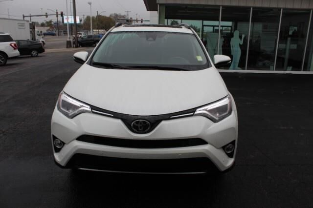 2017 Toyota RAV4 Limited AWD Fort Scott KS