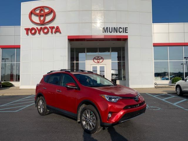 2017 Toyota RAV4 Limited AWD Muncie IN