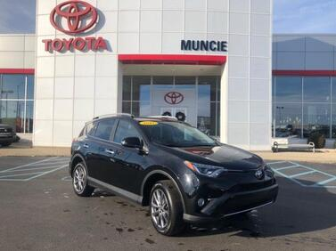 2017_Toyota_RAV4_Limited AWD_ Muncie IN