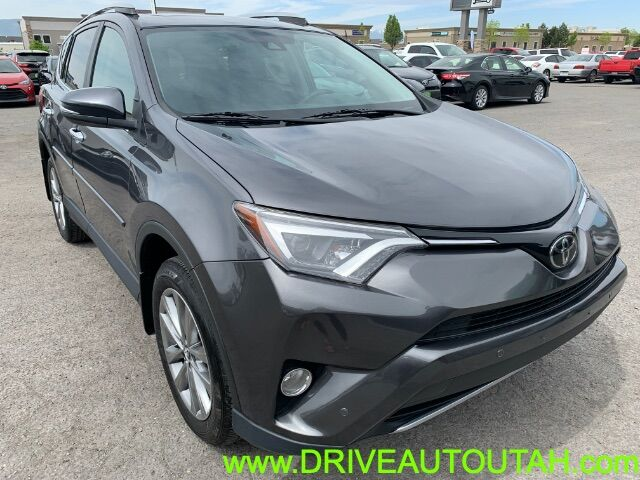2017 Toyota RAV4 Limited AWD Pleasant Grove UT