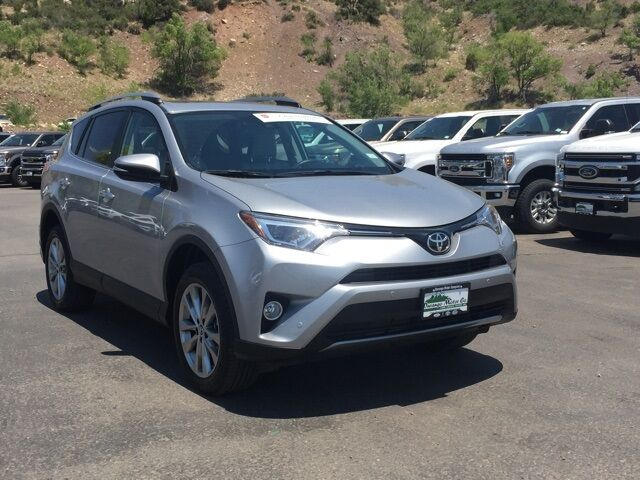 2017 Toyota RAV4 Limited Durango CO