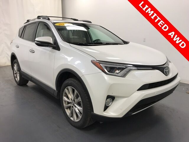 2017 Toyota RAV4 Limited Holland MI