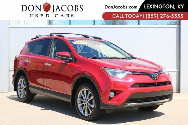 2017 Toyota RAV4 Limited Lexington KY