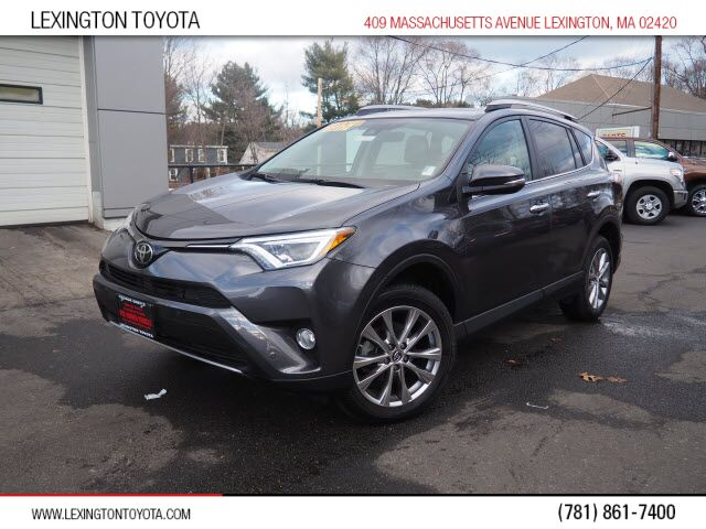 2017 Toyota RAV4 Limited Lexington MA