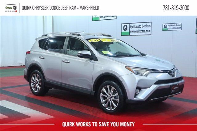 2017 Toyota RAV4 Limited Marshfield MA