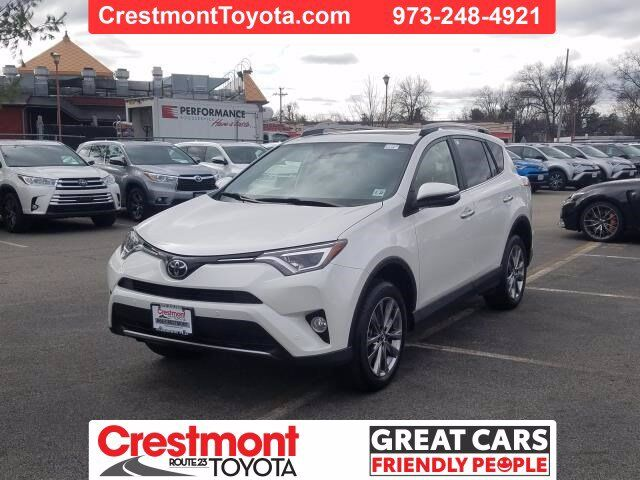 2017 Toyota RAV4 Limited Pompton Plains NJ