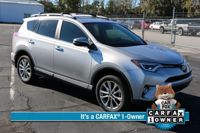 2017 Toyota RAV4 Limited Savannah GA