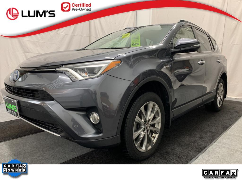 2017 Toyota RAV4 Limited Warrenton OR