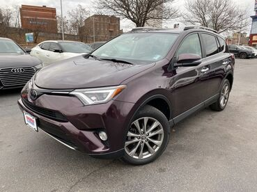 2017_Toyota_RAV4_Limited_ Worcester MA