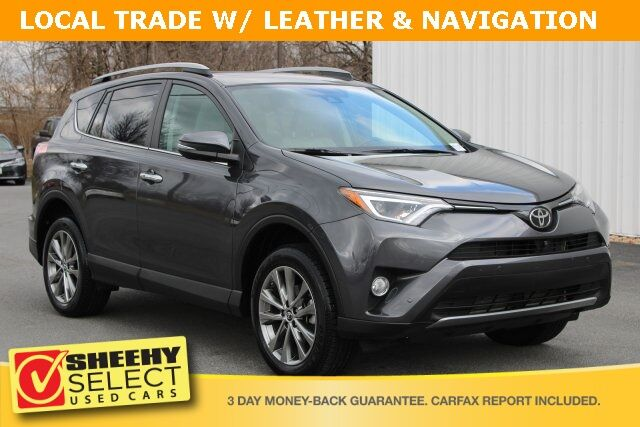 2017 Toyota Rav4 Limited In Hagerstown Md