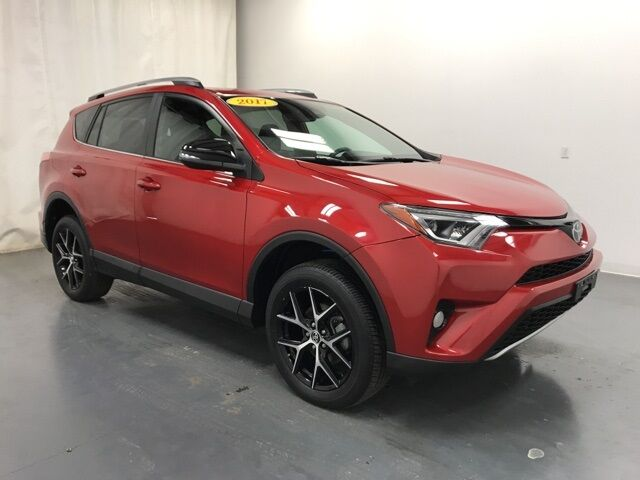 "2017 Toyota RAV4 SE AWD w/ ""Power"" Extra Value Package Holland MI"