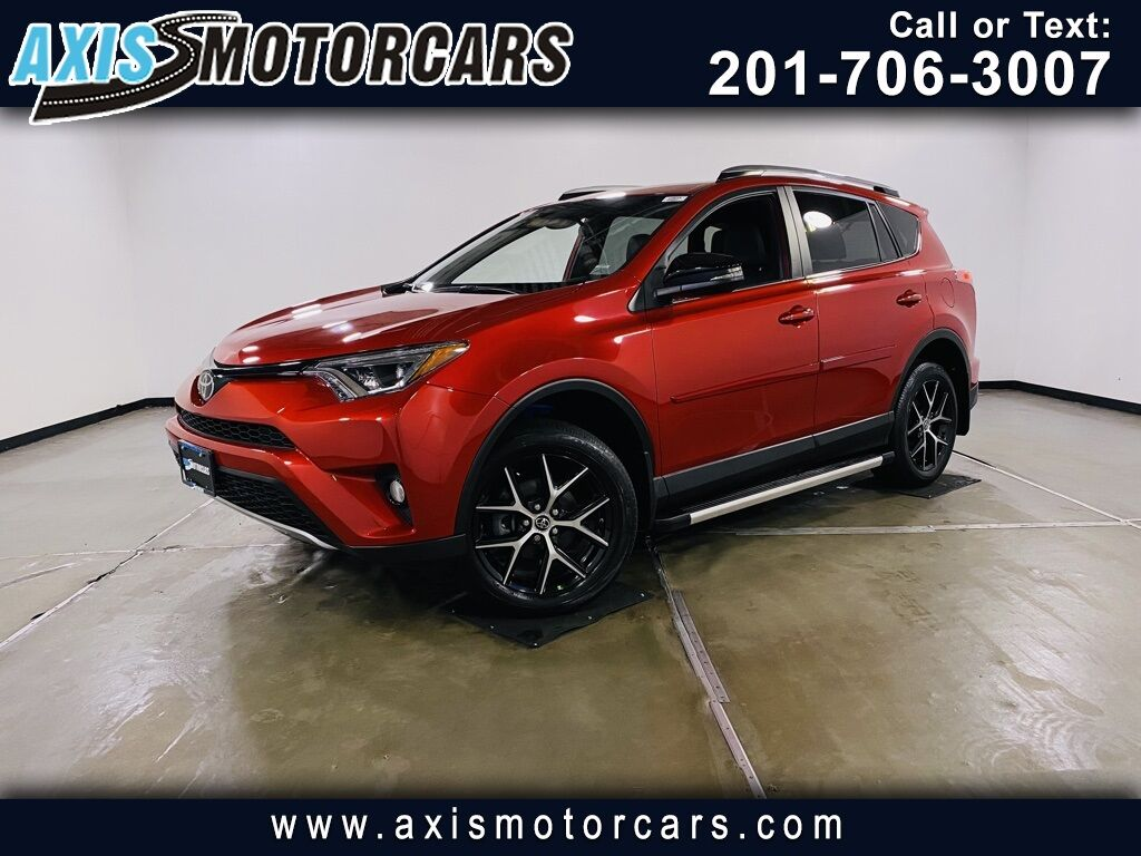2017 Toyota RAV4 SE Jersey City NJ