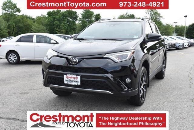 2017 Toyota RAV4 SE Pompton Plains NJ